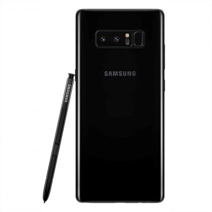 Смартфон SAMSUNG Galaxy Note8 SM-N950F Black