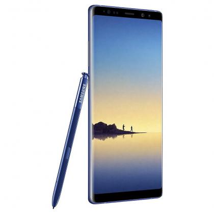 Смартфон SAMSUNG Galaxy Note8 SM-N950F Dark Blue