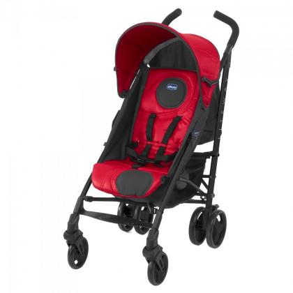 Коляска Chicco LITE WAY STROLLER TOP RED WAVE