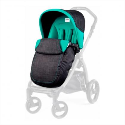 Аксессуар для коляски PEG PEREGO POP UP SEAT COMPLETO AQUAMARINE